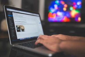 making sites wordpress