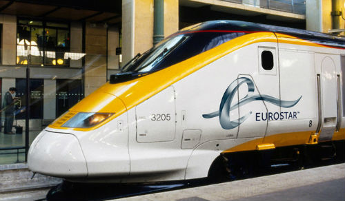 Rail Europe trains